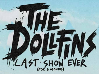 The Dollfins – Last Show